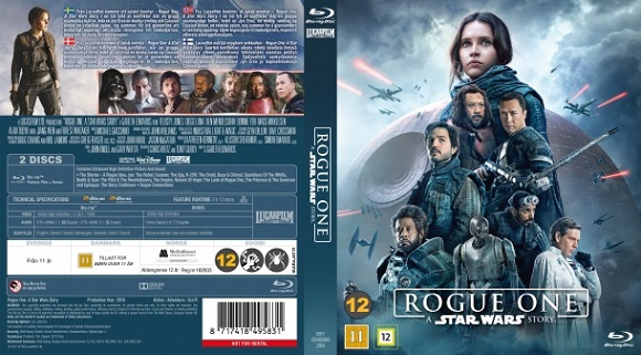 Re: Rogue One: Star Wars Story / Rogue One (2016)