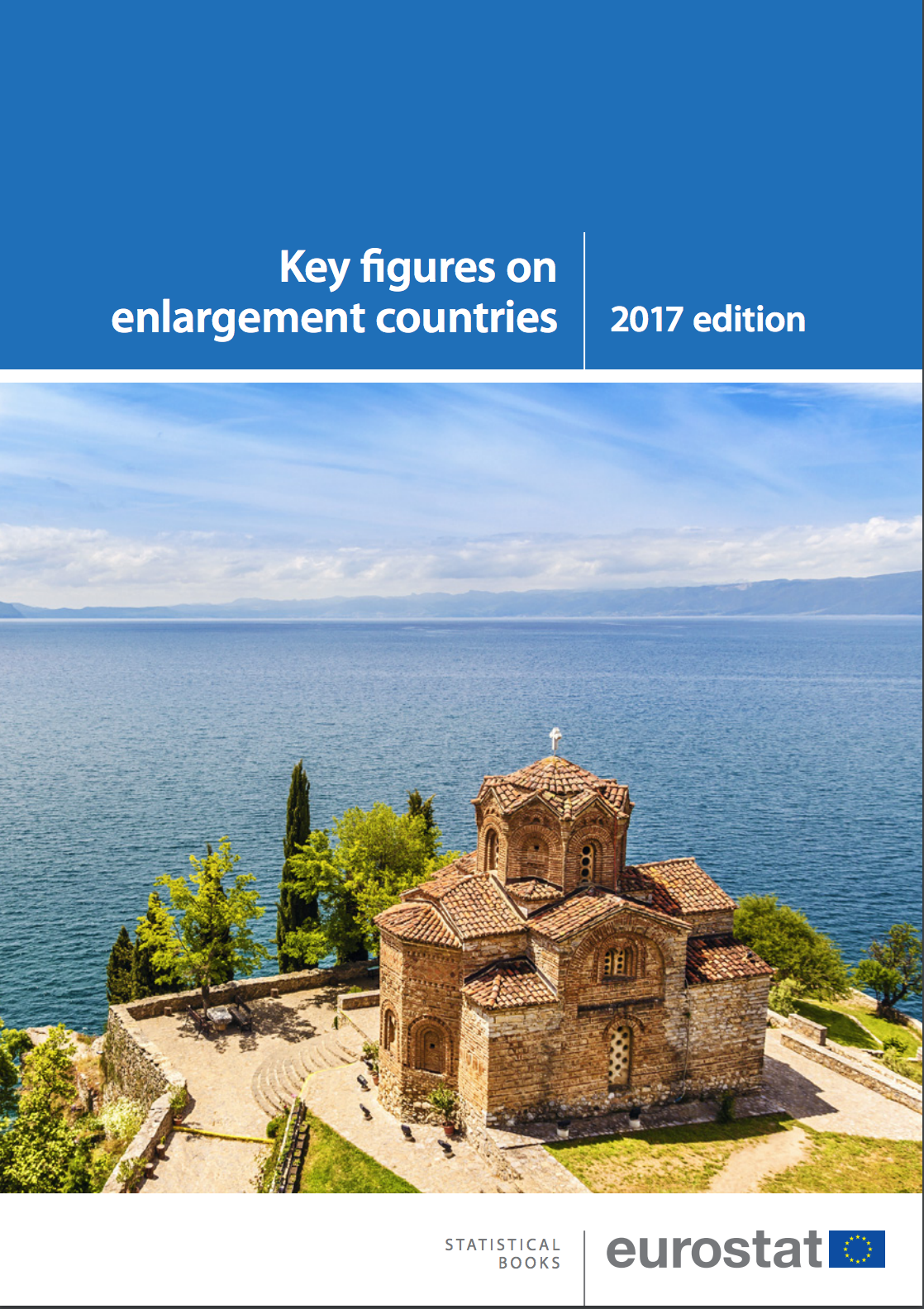 Eurostat: Key figures on enlargement countries - obálka