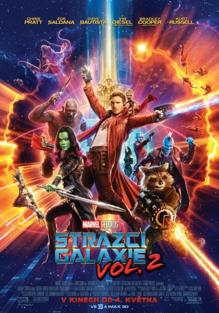 Re: Strážci Galaxie Vol. 2/Guardians of the Galaxy Vol. 2 (2