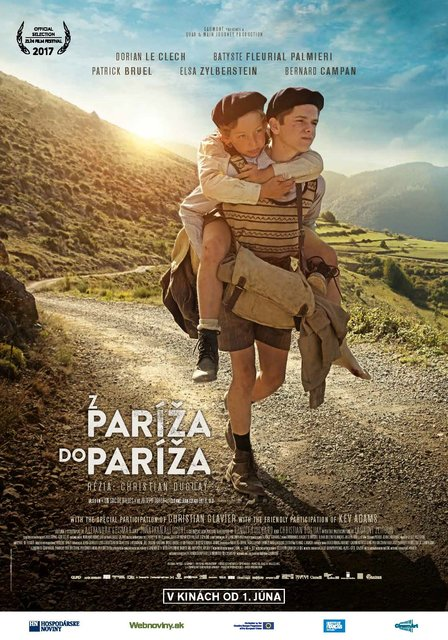 Re: Z Paříže do Paříže / Un sac de billes  (2017)