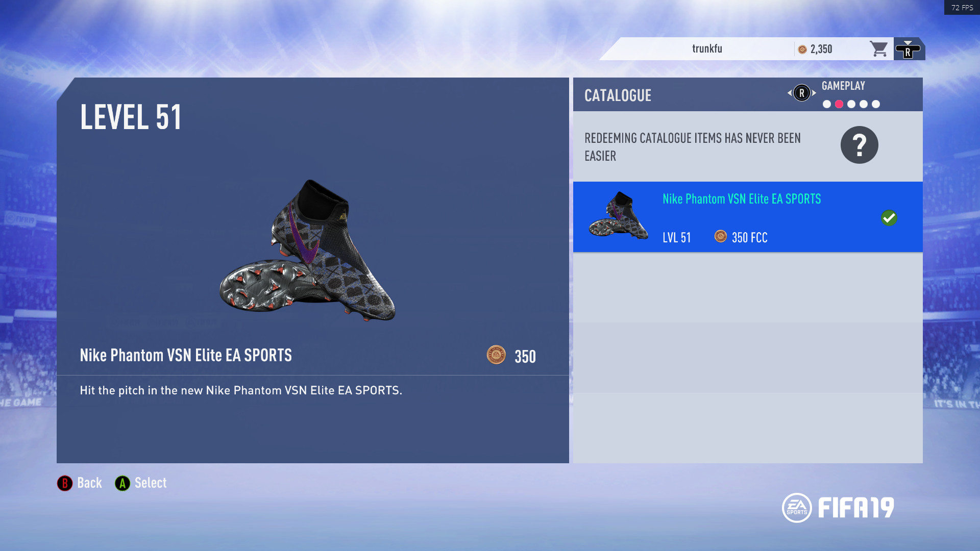 FIFA 19 PC - Catalogue update — FIFA Forums