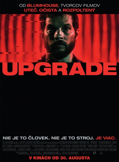 Re: Upgrade (2018)